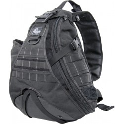 Mochila Bandolera Maxpedition Monsoon Gearslinger Black