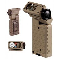 Linterna Streamlight Sidewinder Military Coyote