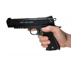 Colt M45 CQBP Blowback Co2 Full Metal