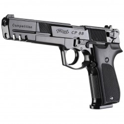 Pistola Walther CP88 Competition Co2 Full Metal