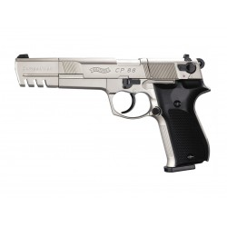 Walther CP88 Competition Nickel Co2 Full Metal