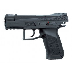 Pistola CO2 ASG CZ 75D P-07 Duty Blowblack