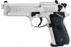 Pistola Beretta M 92 FS Nickel Co2 Full Metal