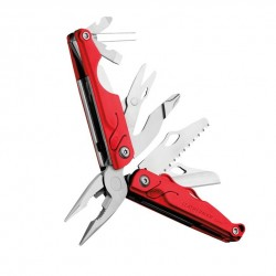 Alicate Multiusos Leatherman Leap Rojo