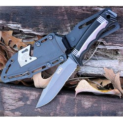 Cuchillo Sog Seal Strike Deluxe Sheath