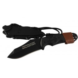 02TS001 Cuchillo Magnum Terminator Salvation