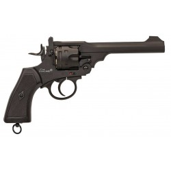 Revólver Webley Mark VI Negro Co2