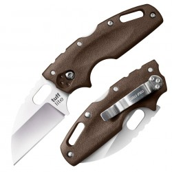 Navaja Cold Steel Tuff Lite Dark Earth