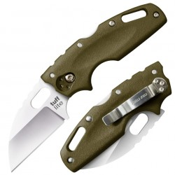 Navaja Cold Steel Tuff Lite Plain OD Green