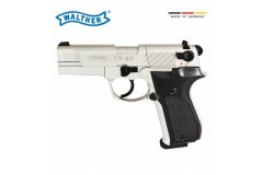 "Walther CP88 4"" Nickel Co2 Full Metal"