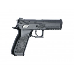 Pistola ASG CZ P-09 Negra Blowback Co2 Plomo