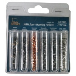 Balines H&N Sport Hunting Pellets 4,5 mm