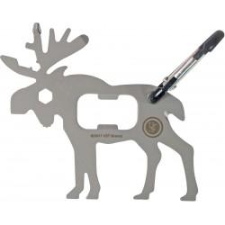 Llavero Ultimate Survival Tool A Long Moose