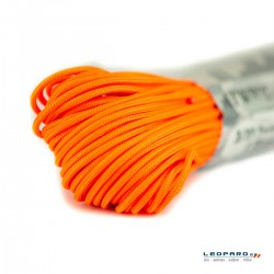 Rollo de Paracord Neon Orange
