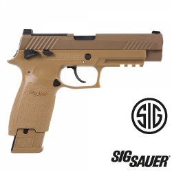 Sig Sauer M17 Blowback CO2 Coyote
