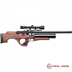 Kral PCP Puncher Nemesis 4,5/5,5 mm Madera