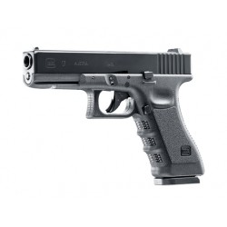Glock 17 Co2 Blowback Corredera Metálica