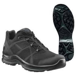 Zapatilla Haix Black Eagle Athletic 2.1 T Low Negra
