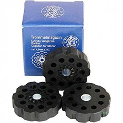 Cargador Smith&Wesson 586/686 Co2 4,5 mm (3 Unidades)