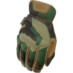 Guantes Mechanix Tactical Fastfit Camuflaje Woodland