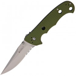 CRKT Hammond Cruiser Verde Mixta