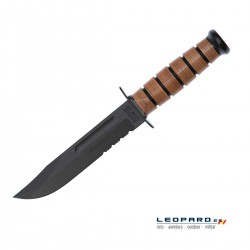 Ka-Bar USMC Serrated Edge