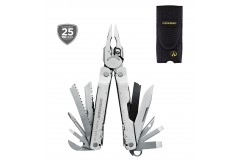 Alicate Multiusos Leatherman Super Tool 300 Inoxidable
