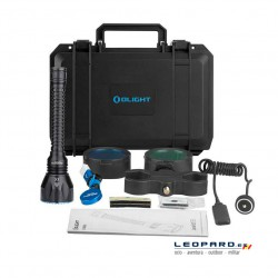 Linterna Olight Javelot Pro 2100 Lumens Recargable Kit Caza