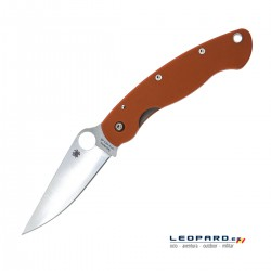 Spyderco Military Rex45 Sprint Run Naranja (Está)