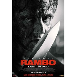 Rambo Last Blood Heartstopper Edición Limitada