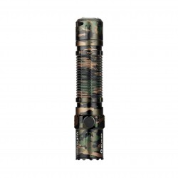 Olight M2R Pro Warrior Camo Limited Blanco Frío 1800 Lumens Recargable