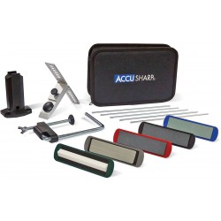 Afilador AccuSharp Five Stone Precision Kit