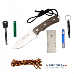 Cuchillo Nieto Chaman Kit Katex Marrón