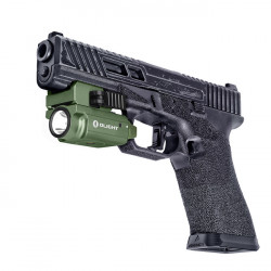 Linterna Olight PL-Mini Valkyria 2 OD Green 600 Lumens Recargable