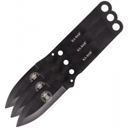 Ka-Bar Throwing Knife Set
