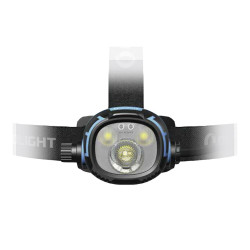 Linterna Frontal Olight H37-W 2500 Lumens Recargable
